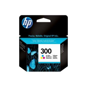 HP 300 Original Tricolor |...